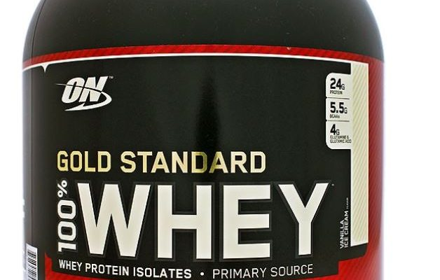 whey gold standard opiniones