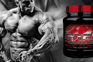 scitec hot blood opiniones