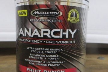 muscletech anarchy opiniones