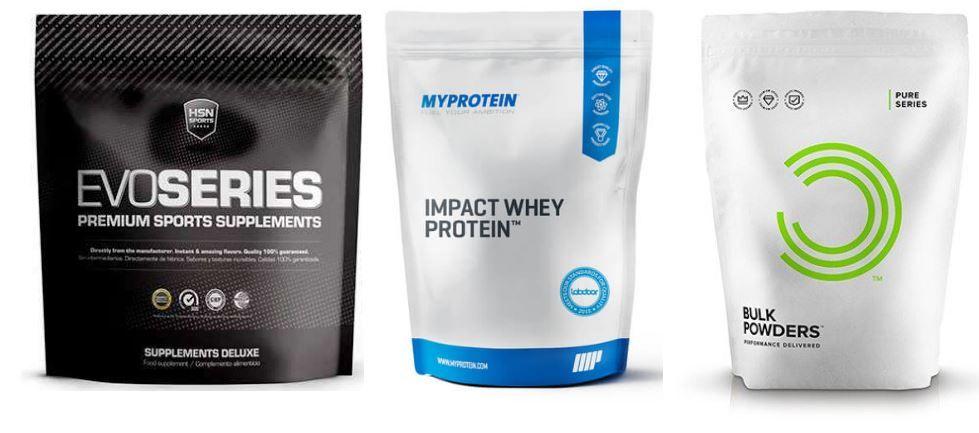 suplementos de proteínas baratos