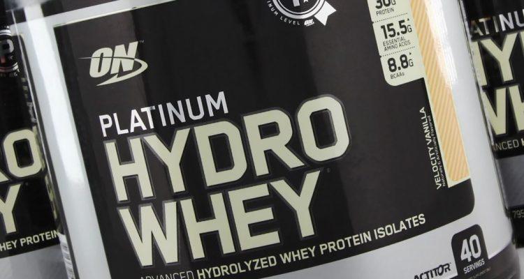 platinum hydrowhey opiniones