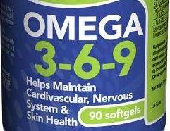 cuando tomar omega 3 6 9