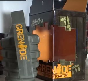 grenade thermo detonator opiniones
