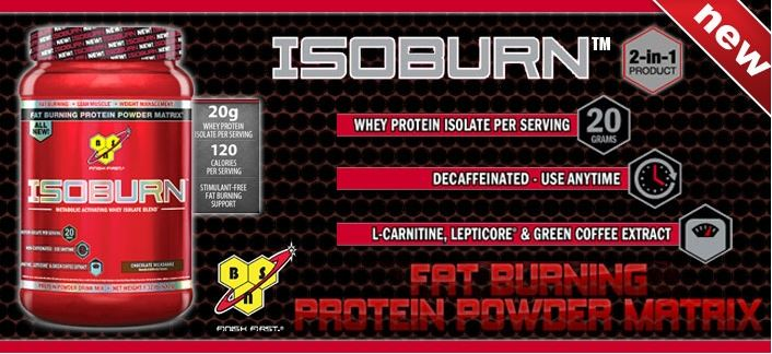 isoburn bsn