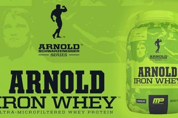 Arnold iron whey opiniones