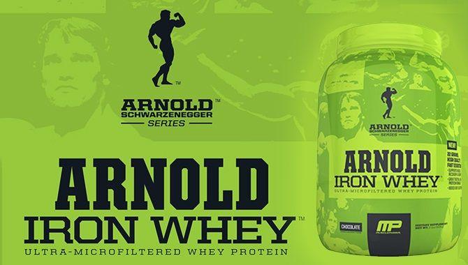 Arnold iron whey opiniones