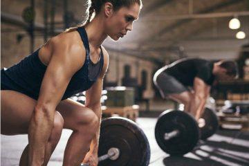 dieta musculación mujeres