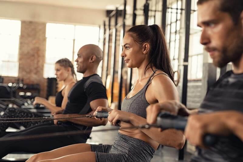 Como ganar masa muscular mujer