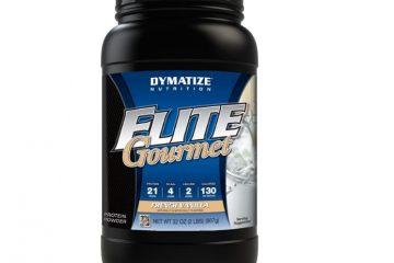 dymatize elite gourmet opiniones
