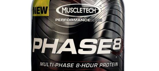 Muscletech Phase 8 opiniones