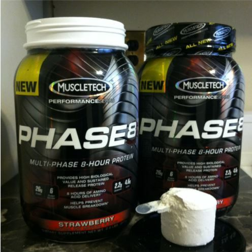 phase 8 de muscletech