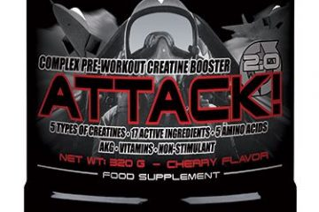 scitec attack opiniones