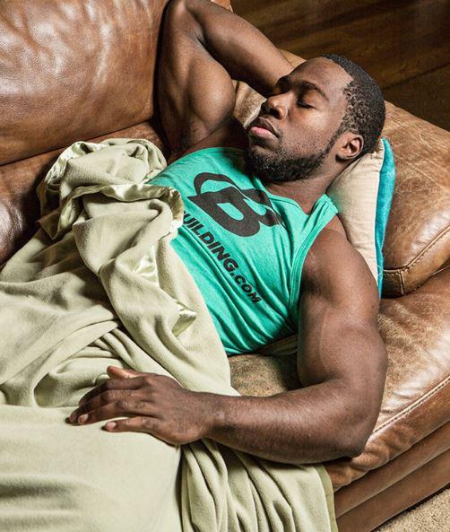 recuperación muscular durmiendo