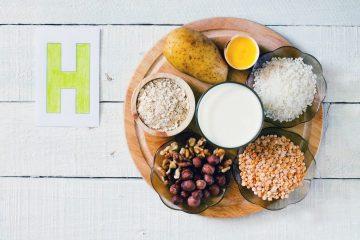 Vitamina H: Beneficios y propiedades