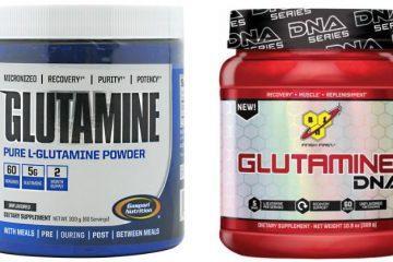 mejores suplementos de glutamina