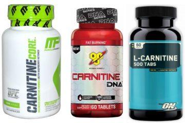 mejores suplementos de l-carnitina