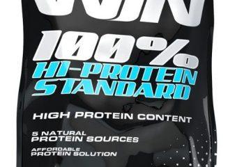 hi protein standard
