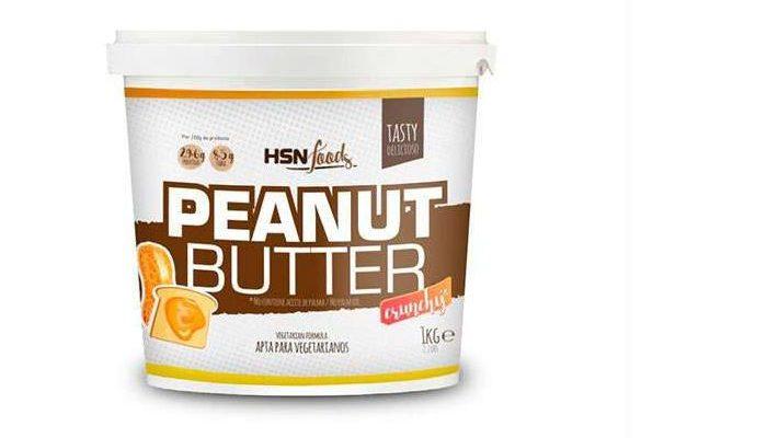 mantequilla de cacahuete hsnfoods