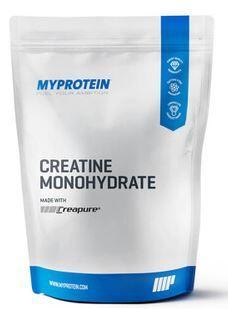 creatina creapure myprotein
