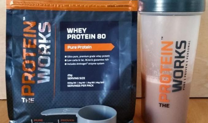 proteina the protein works