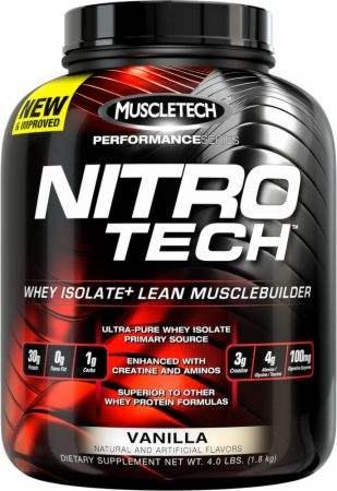 nitro tech nutrizoom
