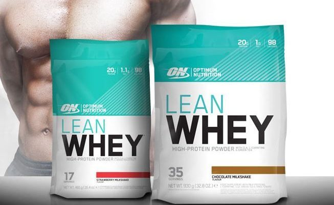 on lean whey
