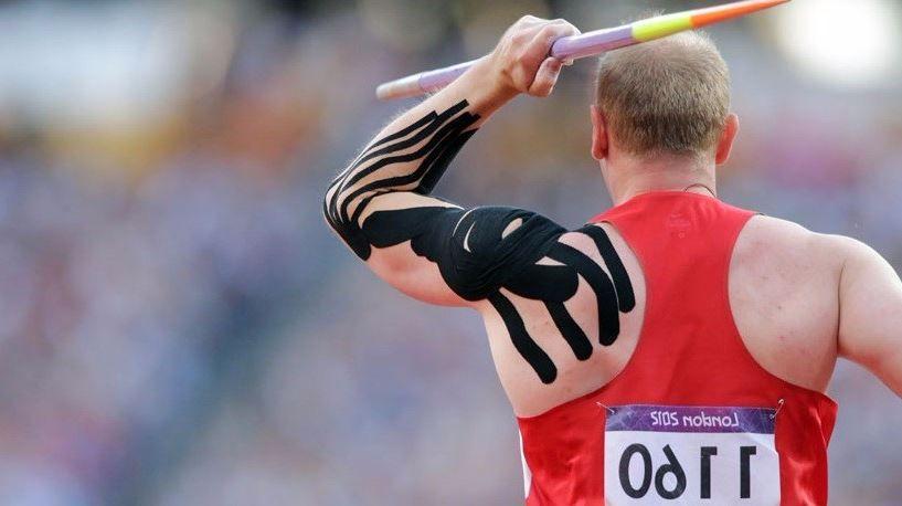 vendas musculares en el deporte