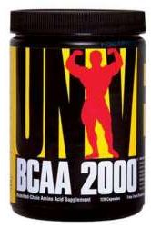 bcaa universal nutrition