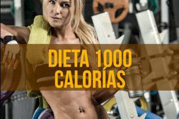 dieta de 1000 calorias