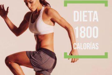 dieta de 1800 calorías