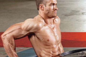 Rutina para tríceps