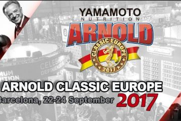 arnold classic europa 2017