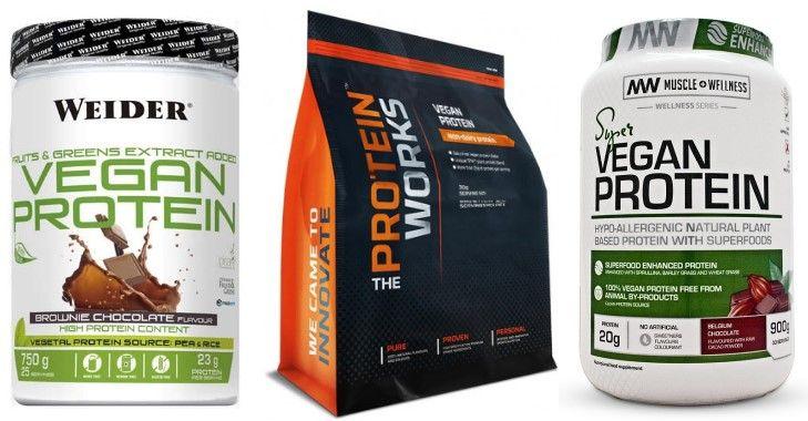 mejores proteínas para vegetarianos