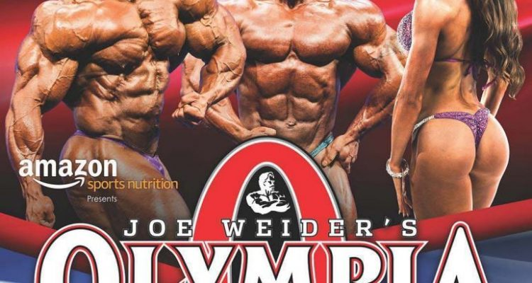 mister olympia 2017