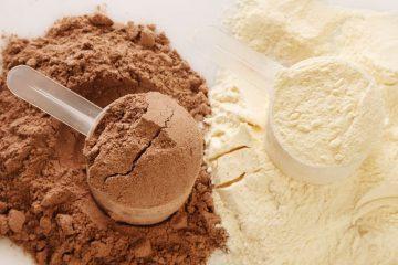 proteina de soja vs whey