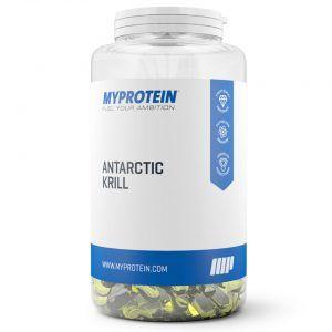Aceite de krill antártico