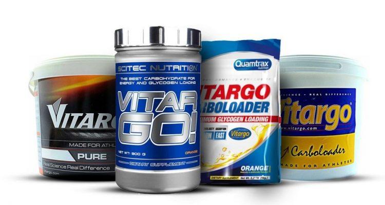 suplementos de Carbohidratos