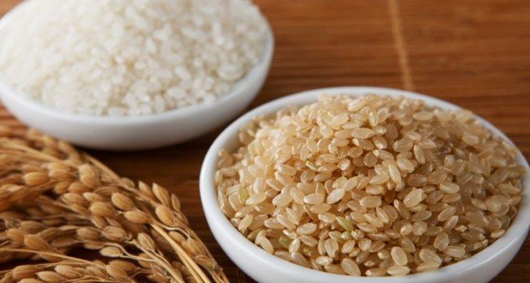 arroz blanco vs integral