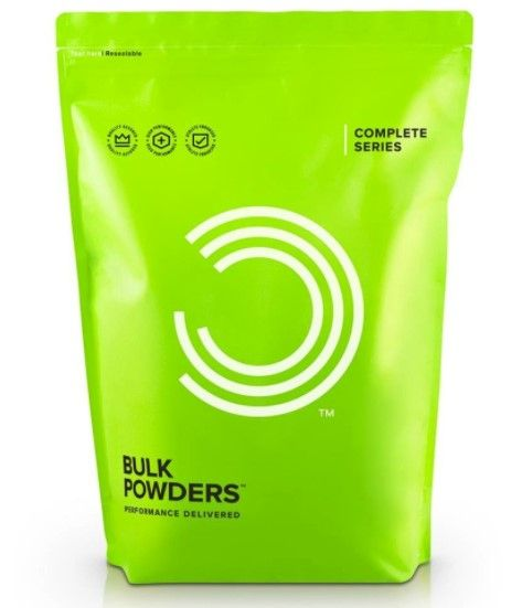 bulkpowders mass gainer