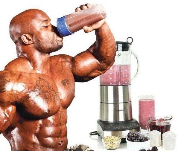 tomar proteína días de descanso