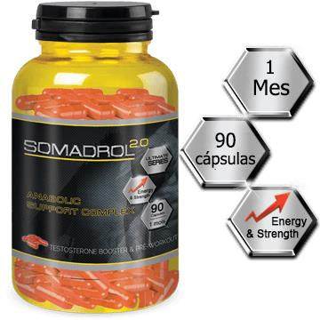 somadrol 2.0 envases nutrizoom