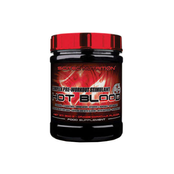 Hot blood 3.0 de Scitec Nutrition