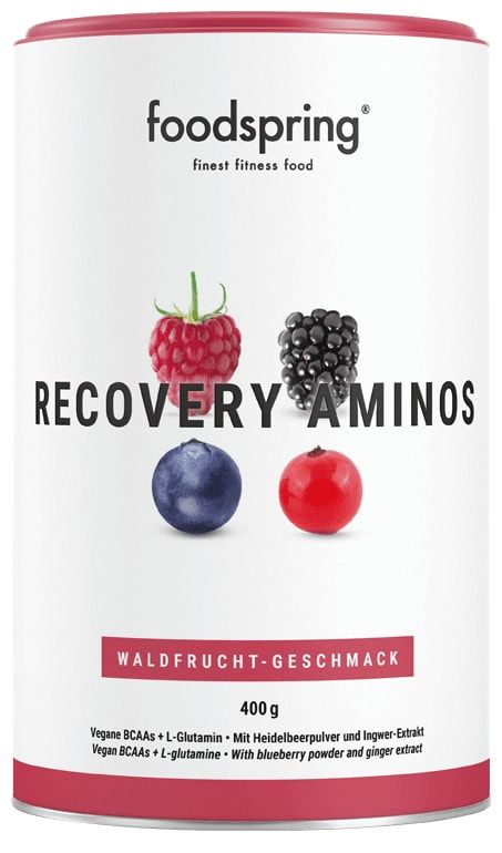 recovery aminos foodspring