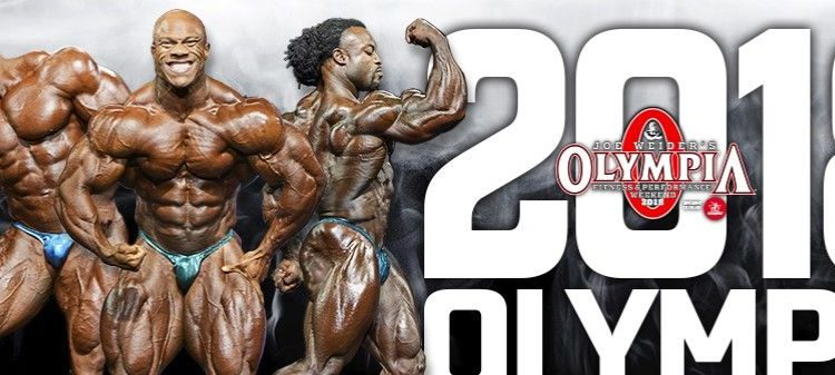 mister olympia 2018