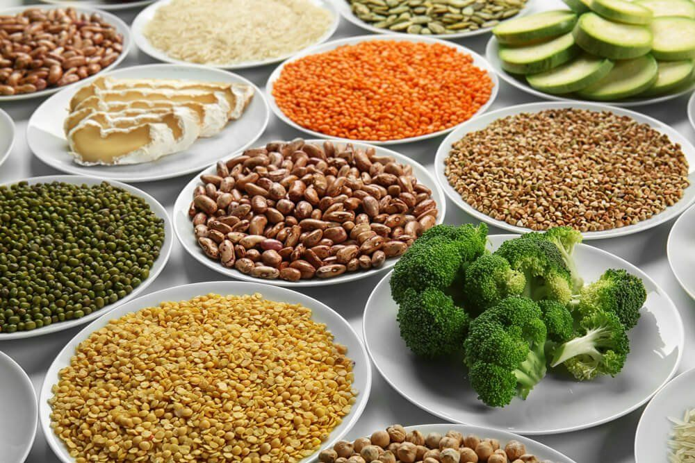 proteinas vegetales