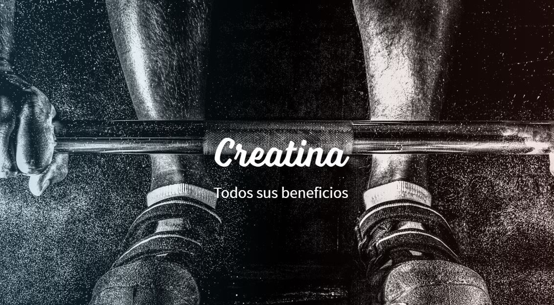 beneficios creatina