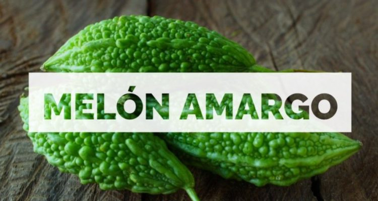 extracto de melón amargo y diabetes