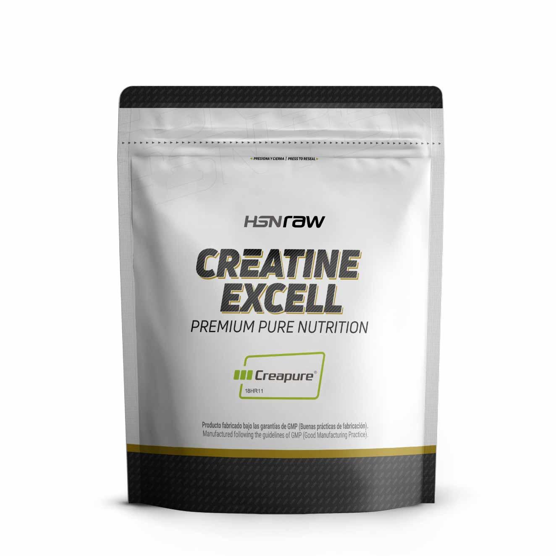 CREATINA EXCELL (100% Creapure®) EN POLVO
