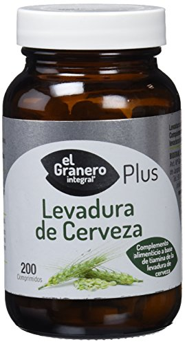 LEVADURA CERVEZA 200 Comp