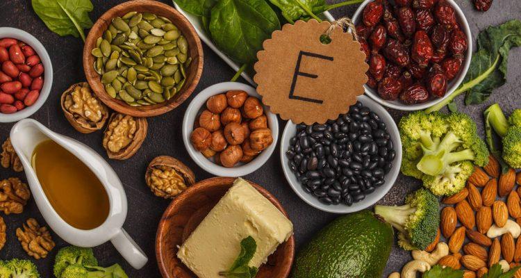 mejores suplementos de vitamina e